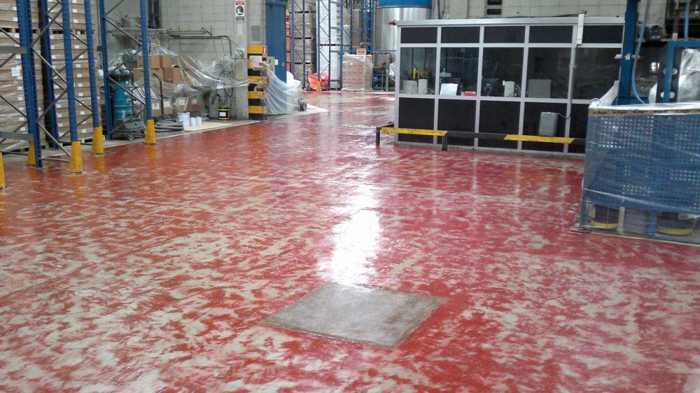 ENI – Proceso de reparación pavimento