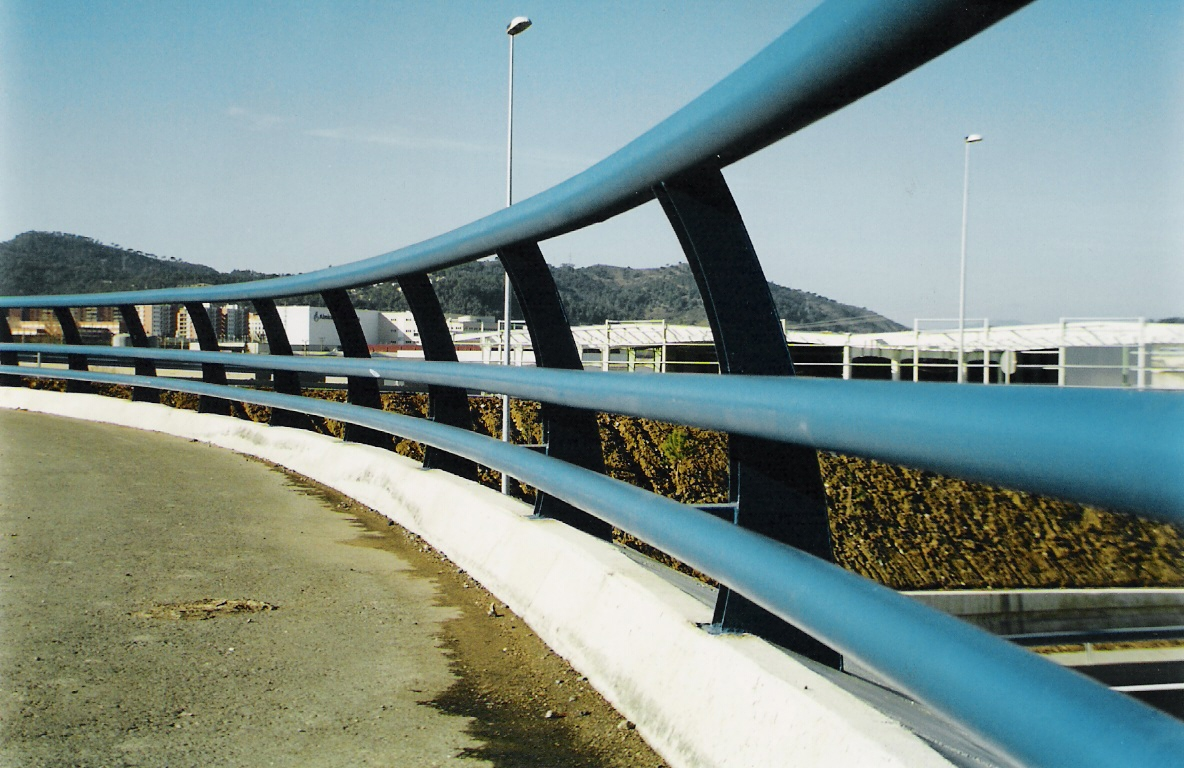 SANITATION RAILINGS AND BRIDGES – ACESA ABERTIS