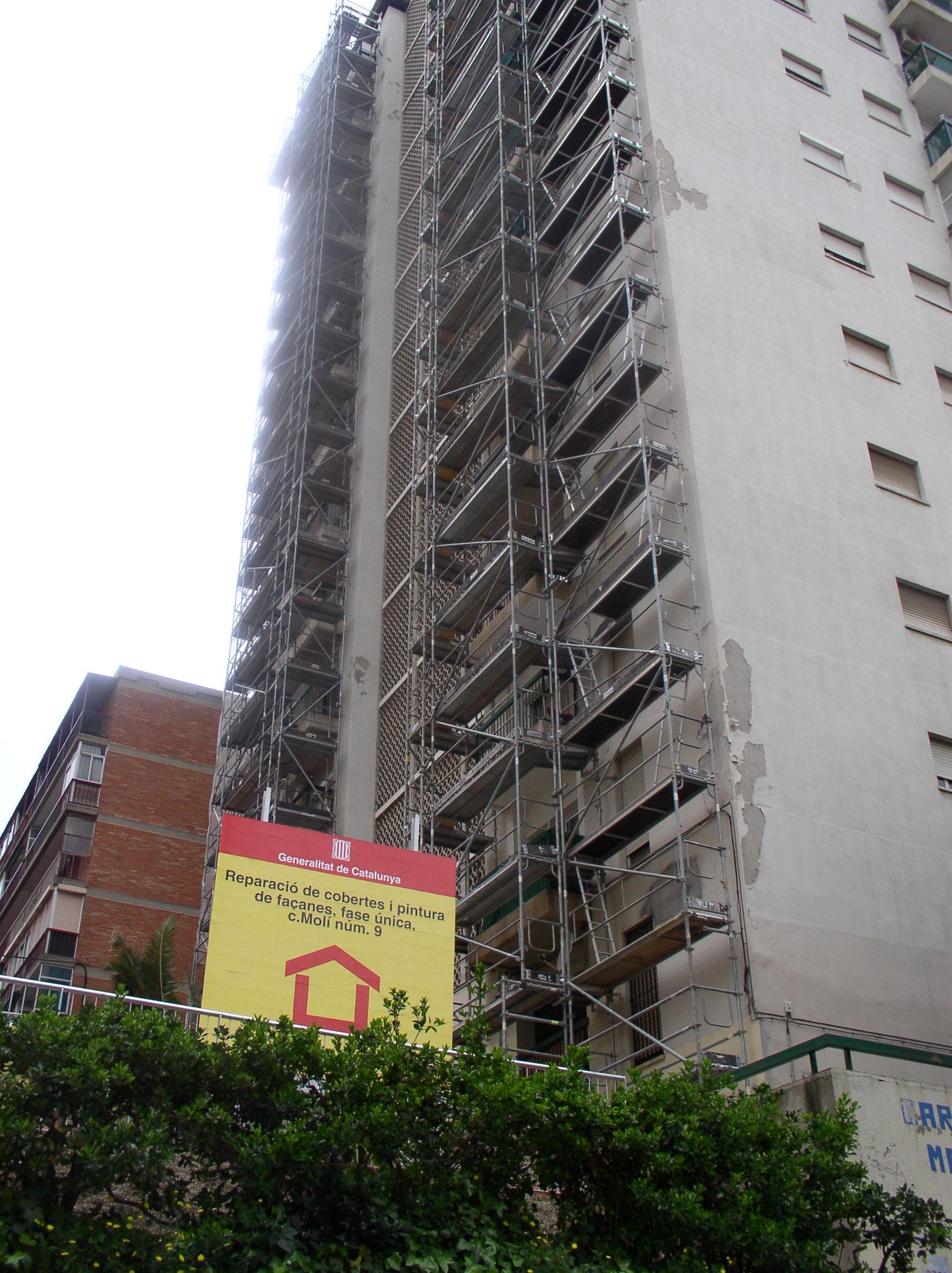 Carrer Molí – L'Hospitalet de LLobregat