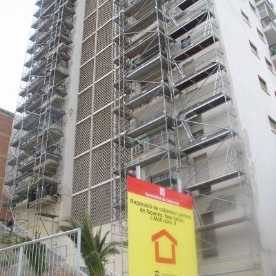 Calle Molí – L'Hospitalet de LLobregat