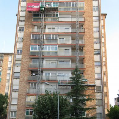 NEIGHBORHOOD LA FONT DELS CAPELLANS, Various Blocks – Manresa