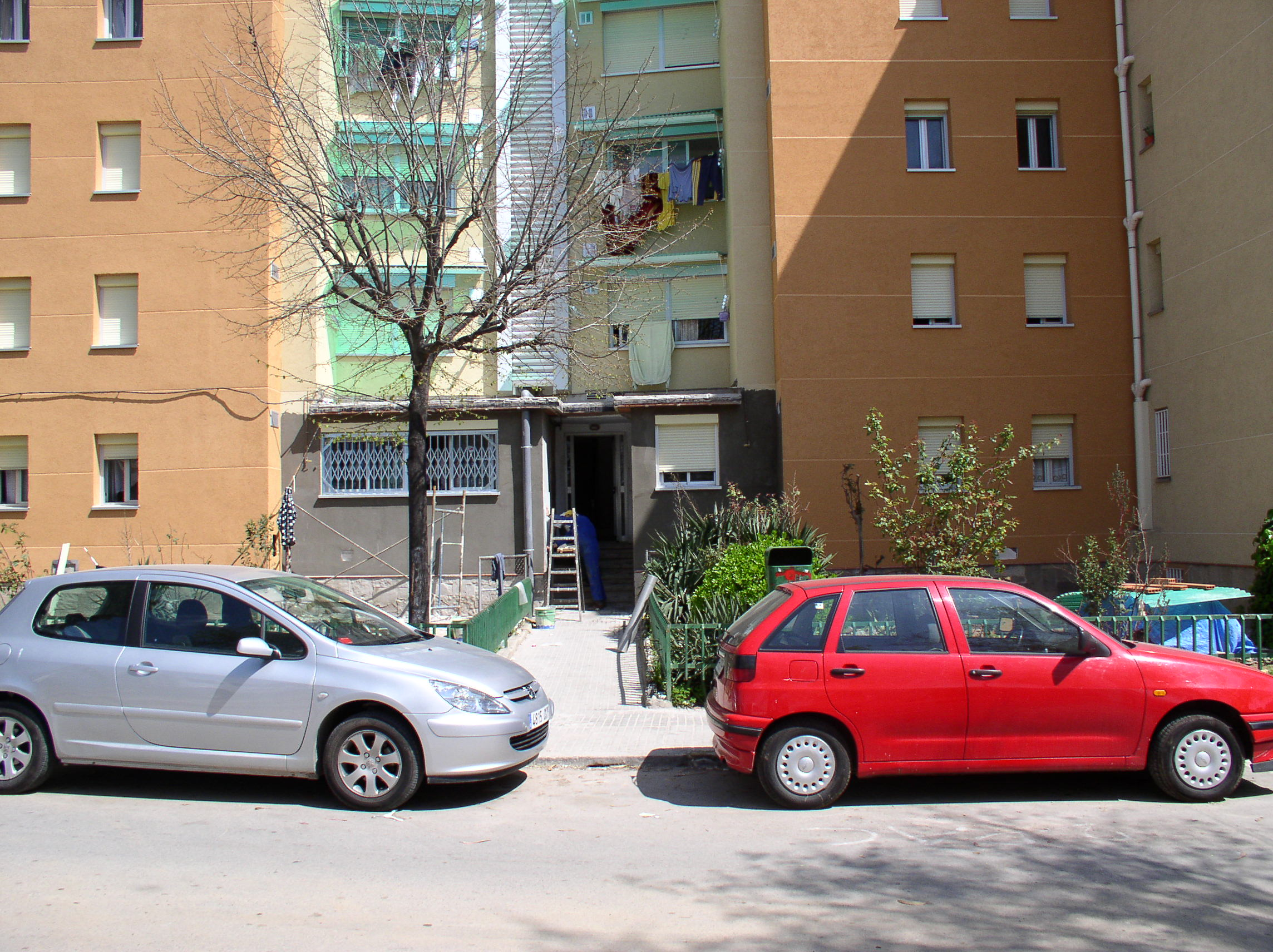 NEIGHBORHOOD OF MONTSERRAT – Terrassa