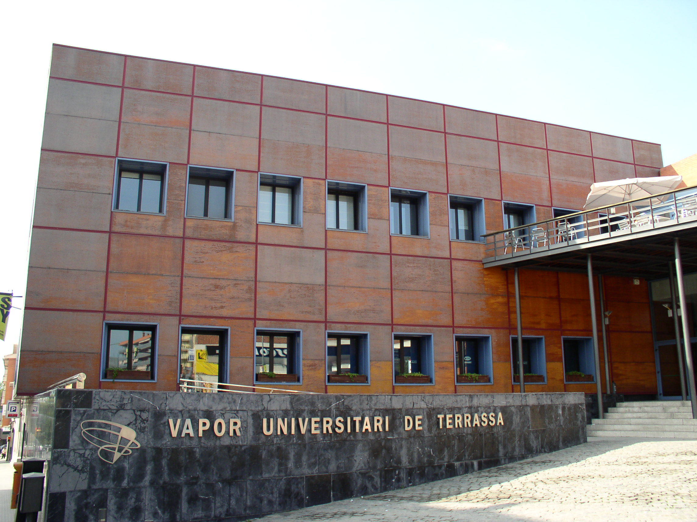 VAPOR UNIVERSITARIO TERRASSA