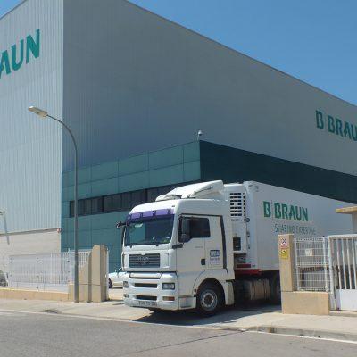 B BRAUN ultima su nuevo centro de producción