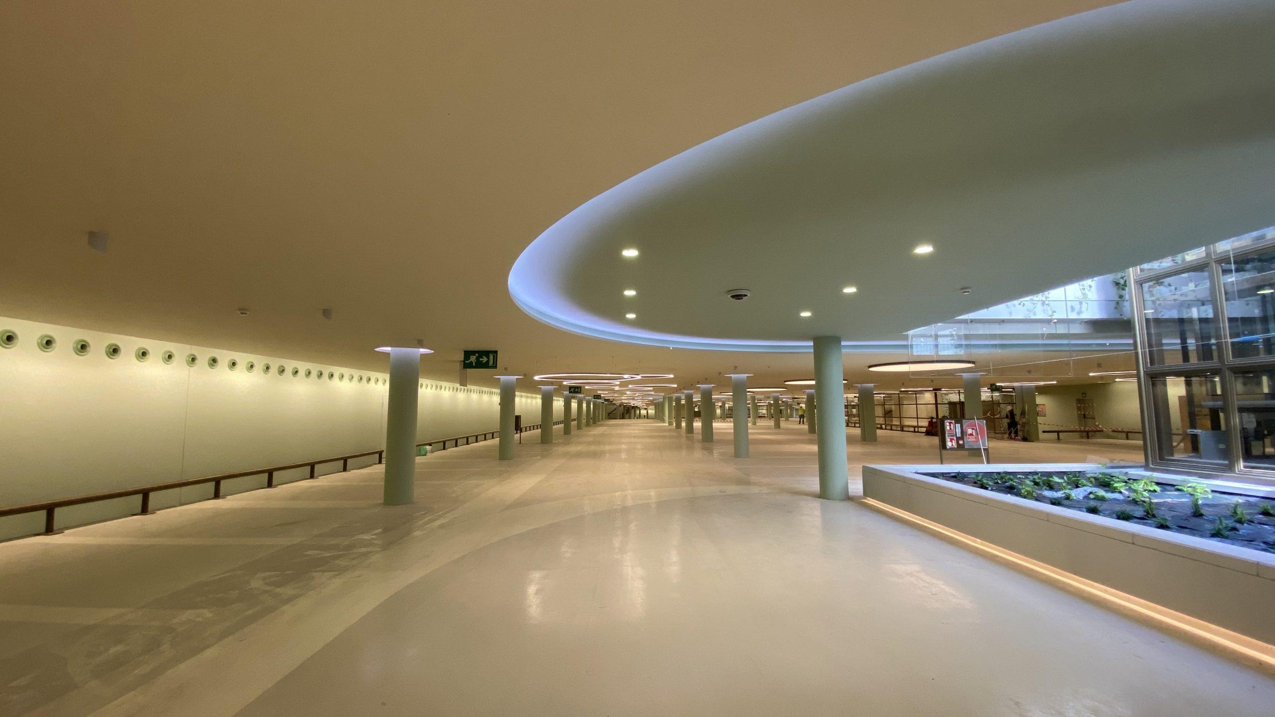 LA ROCA VILLAGE – 23.000 m2 Pintura y señalización