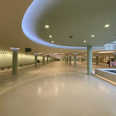 LA ROCA VILLAGE – 23.000 m2  de pintura y señalización